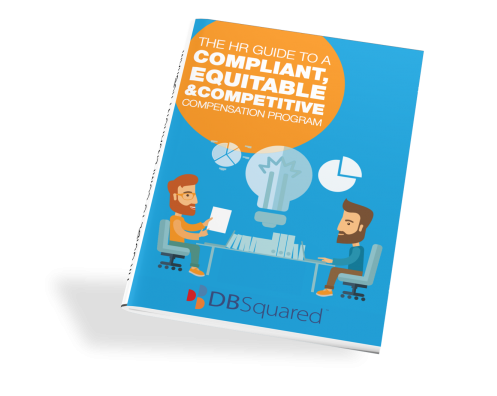 DBSquared HR Guide to Compliant Equitable and Competitive Compensation Program Guidebook
