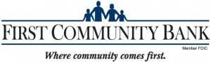 First Community Bank Logo 2